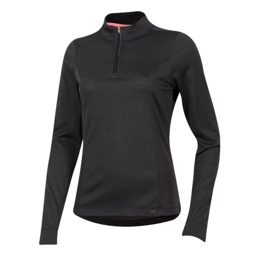 Women's BLVD Merino 1/4 Zip thumb 0