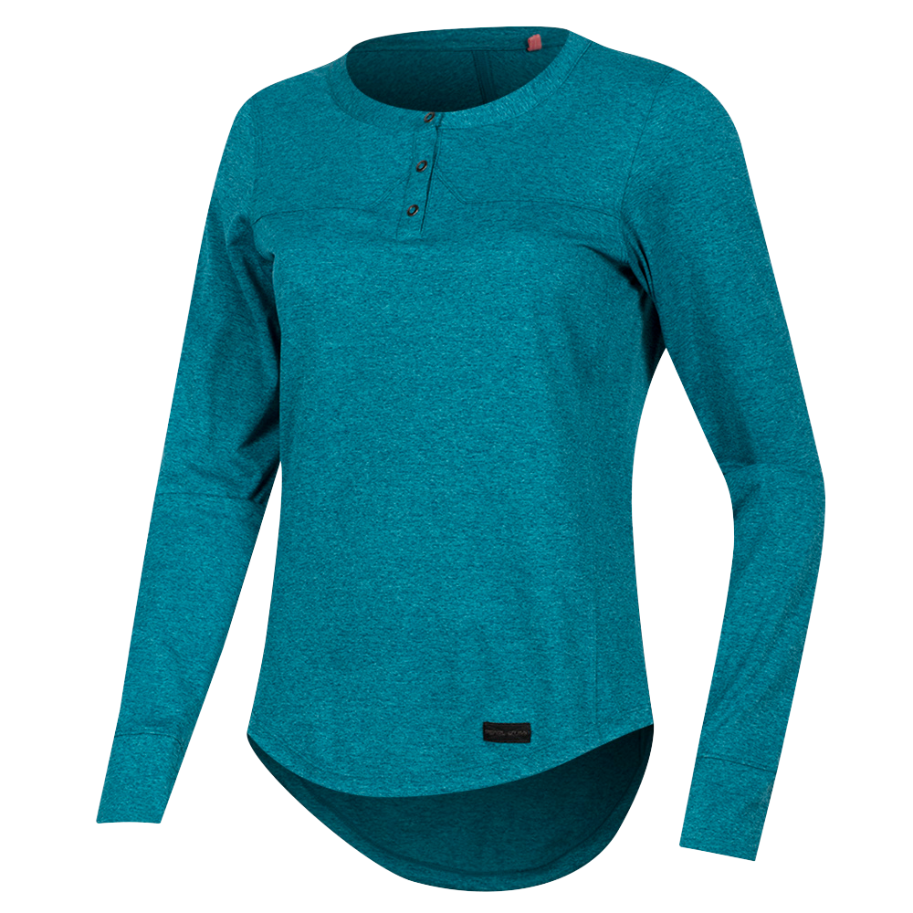 Women's Versa Long Sleeve Henley1
