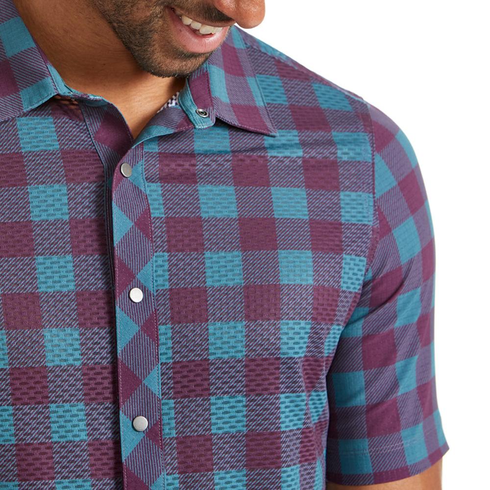 Men's Summit Button Up Shirt3