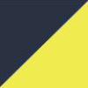 NAVY/SCREAMING YELLOW