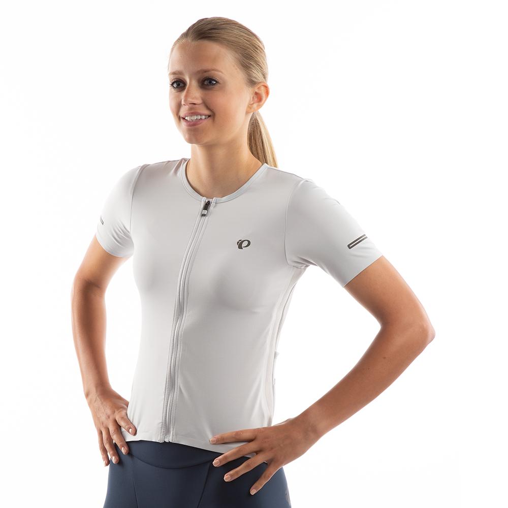 UPF Fabric Bike Cycling Pearl Izumi 11221971 Women/'s Pro Jersey Short Sleeve 50