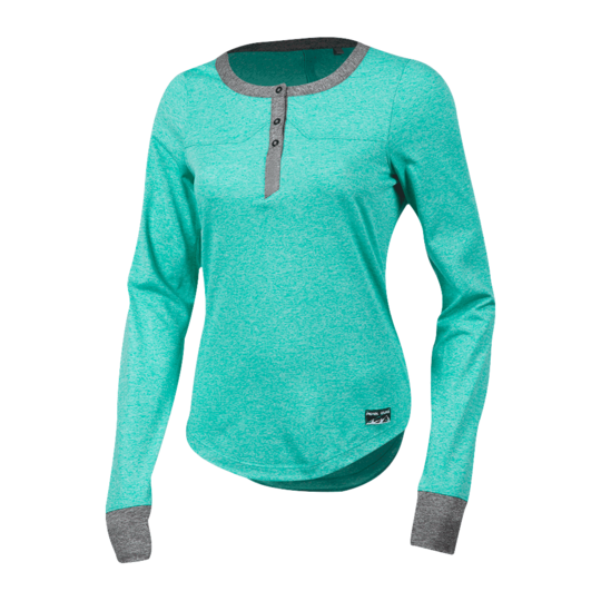 Women's Versa Long Sleeve Henley
