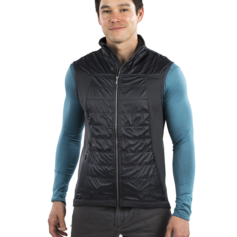 Men's BLVD Merino Vest5