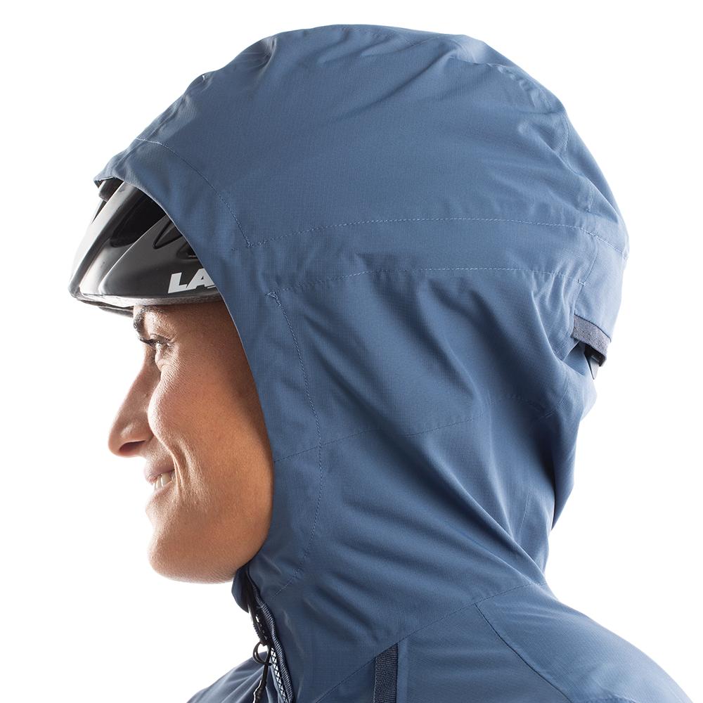 Women's Monsoon WxB Hooded Jacket8