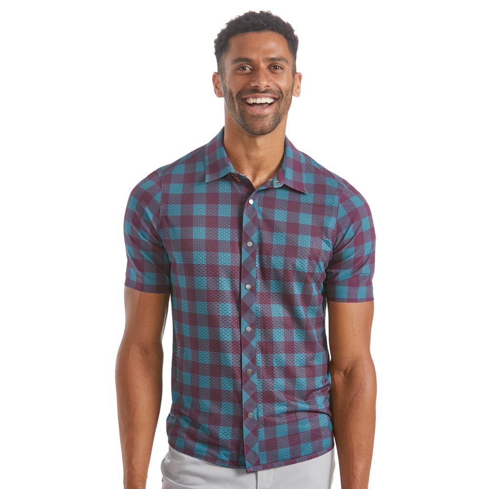 Men's Summit Button Up Shirt5