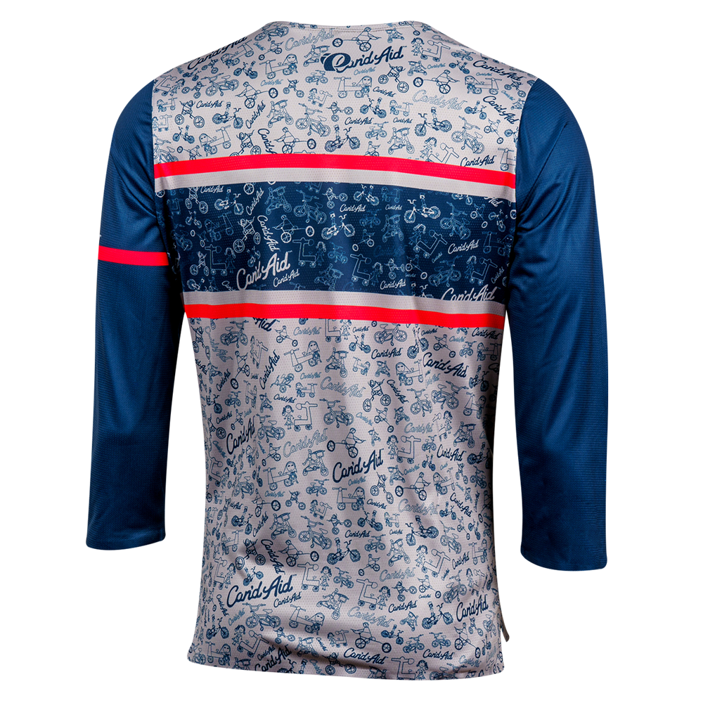 Men's Limited Edition Launch 3/4 Sleeve Jersey2