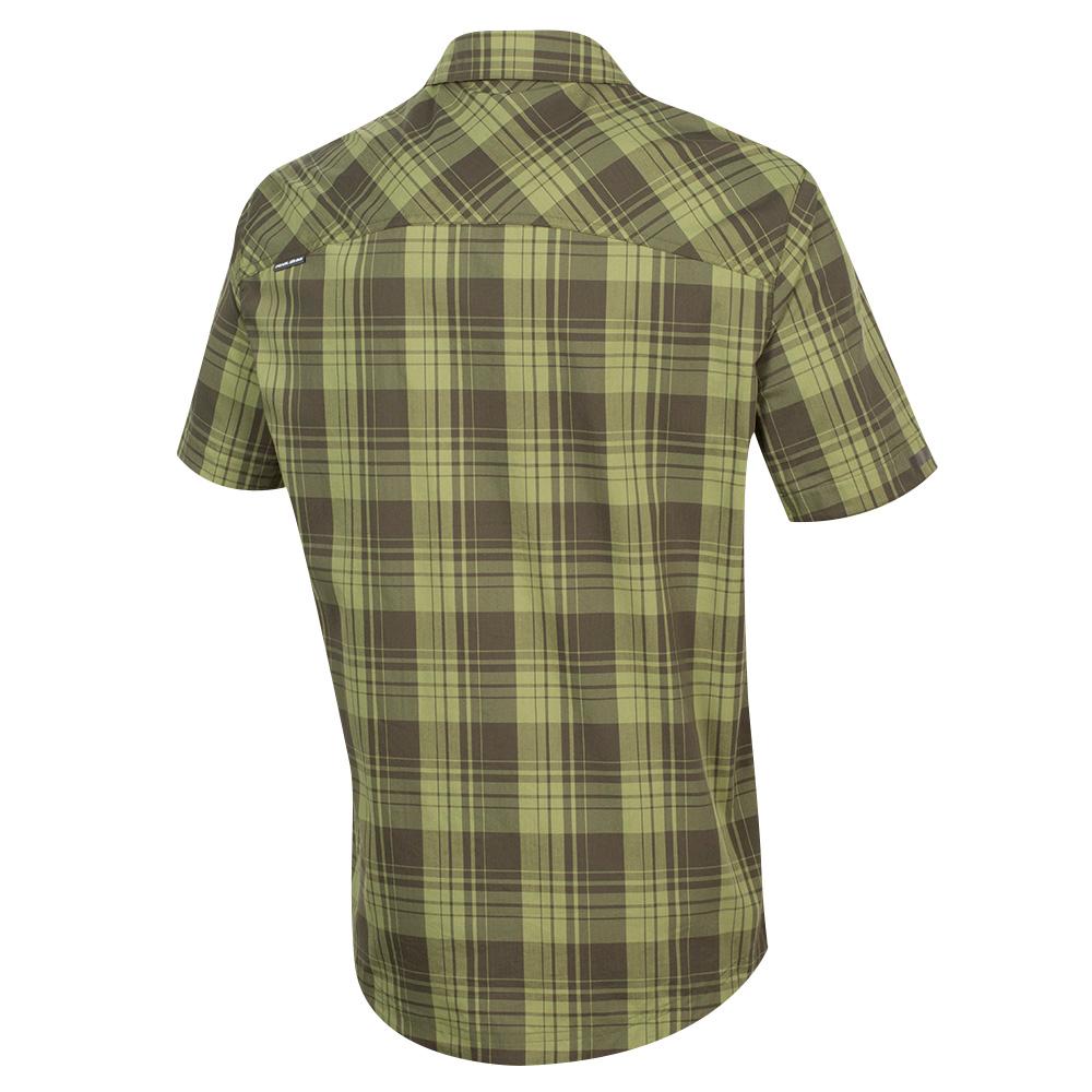 Men's Short Sleeve Button-Up2