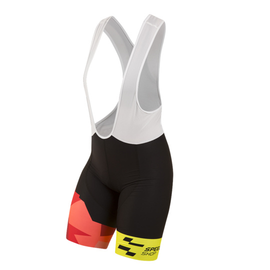 Women's P.R.O. Speed Shop Bib Short