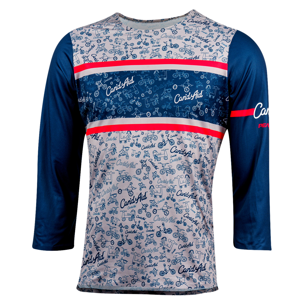 Men's Limited Edition Launch 3/4 Sleeve Jersey1