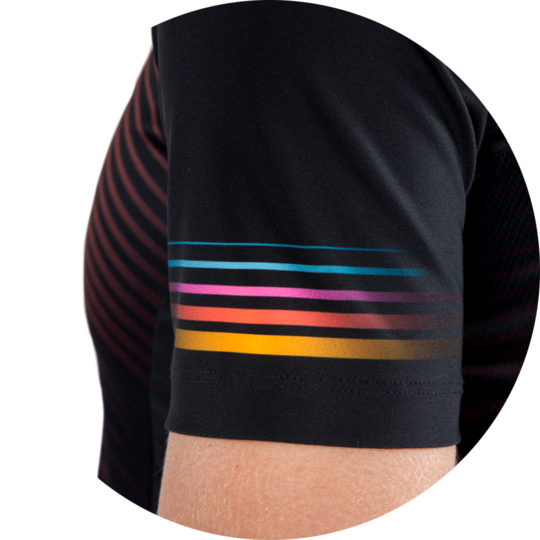 Women's ELITE Pursuit Short Sleeve Graphic Jersey3
