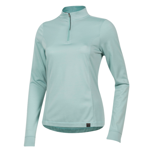 Women's BLVD Merino 1/4 Zip1
