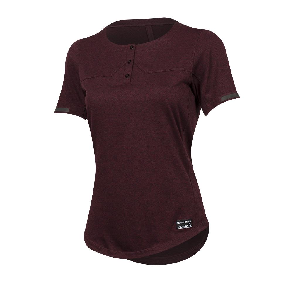 Women's Versa Short Sleeve Henley1