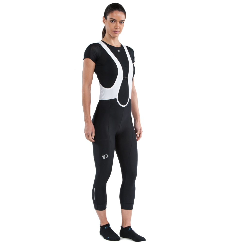 Women's Pursuit Attack Three Quarter Cycling Bib Tight4