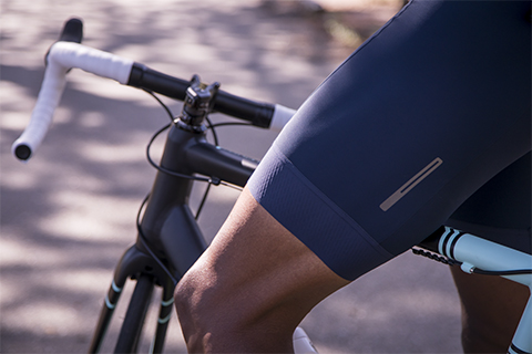 Interval Bib Short - Our lightest, most compressive short