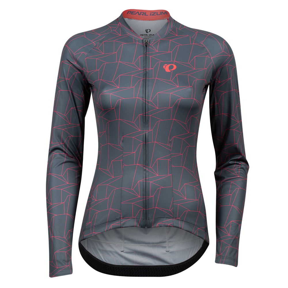 Women's Attack Long Sleeve Jersey1