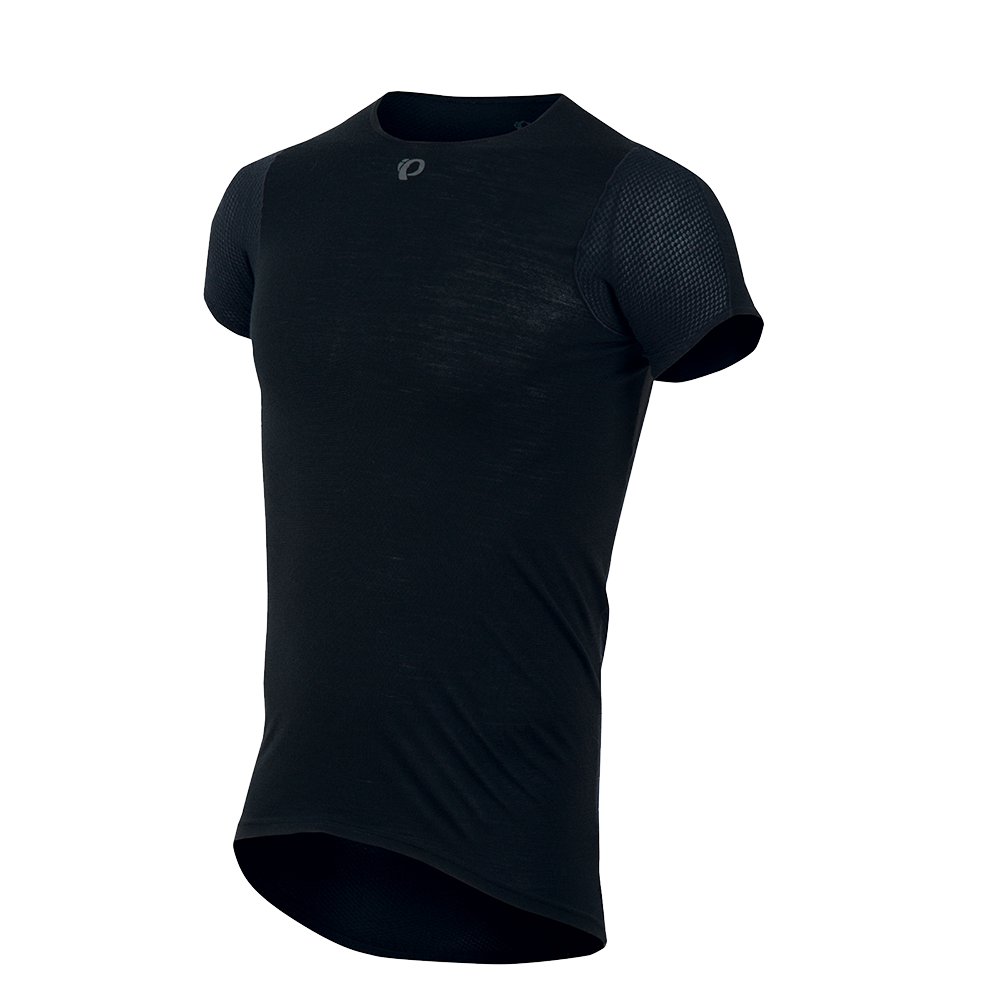 Men's Transfer Wool Short Sleeve Cycling Baselayer1