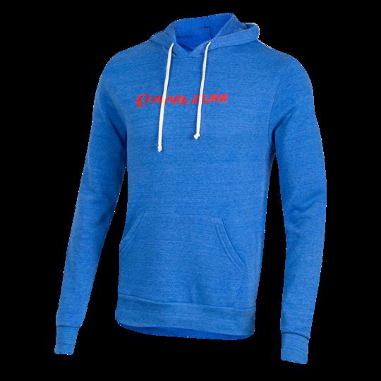 Men's Pullover Hoodie Static Logo