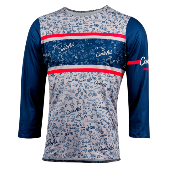 Men's Limited Edition Launch 3/4 Sleeve Jersey thumb 0