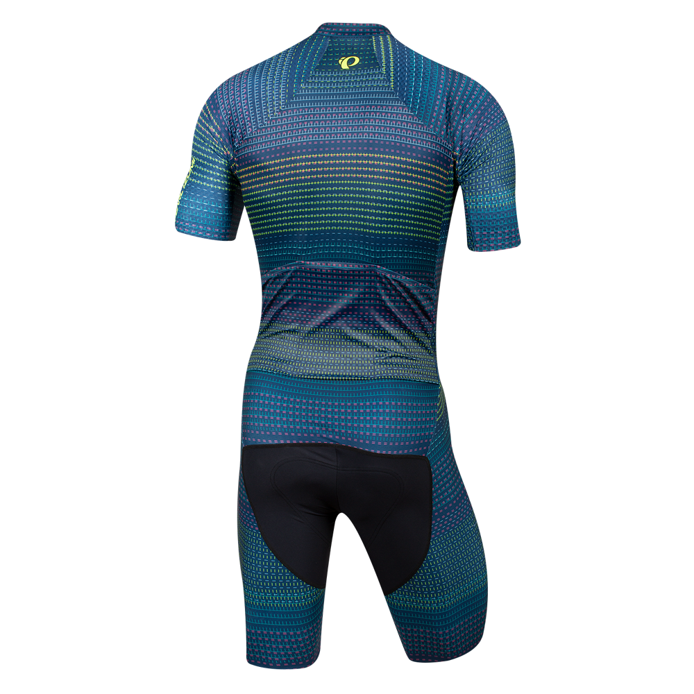 Men's PRO Short Sleeve Race Suit2