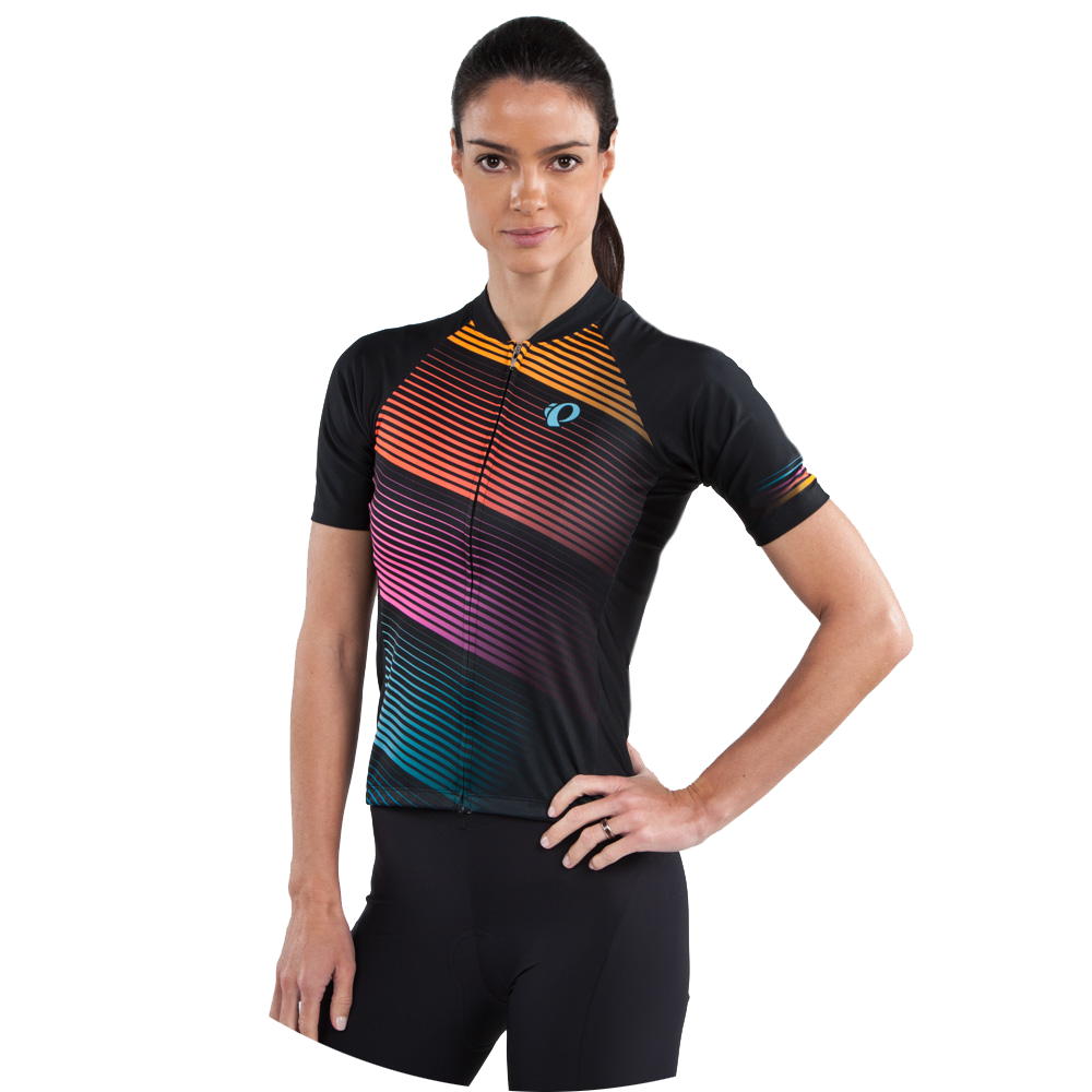 Women's ELITE Pursuit Short Sleeve Graphic Jersey5