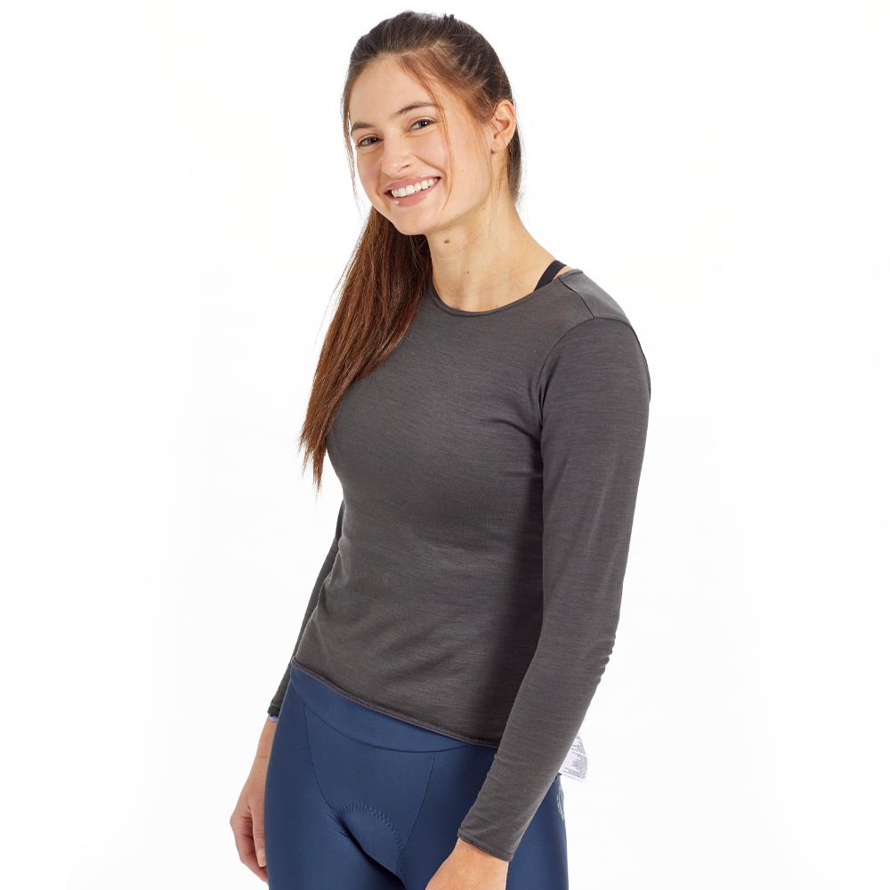 Women's Merino Long sleeve Baselayer6