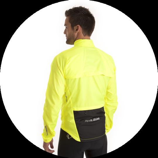 Men's ELITE Barrier Convertible Jacket4