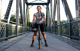 Moving Women By Bike