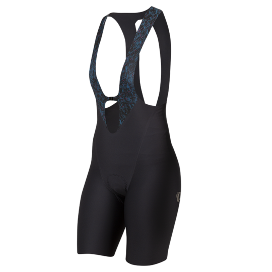 Women's PI BLACK BIB SHORT