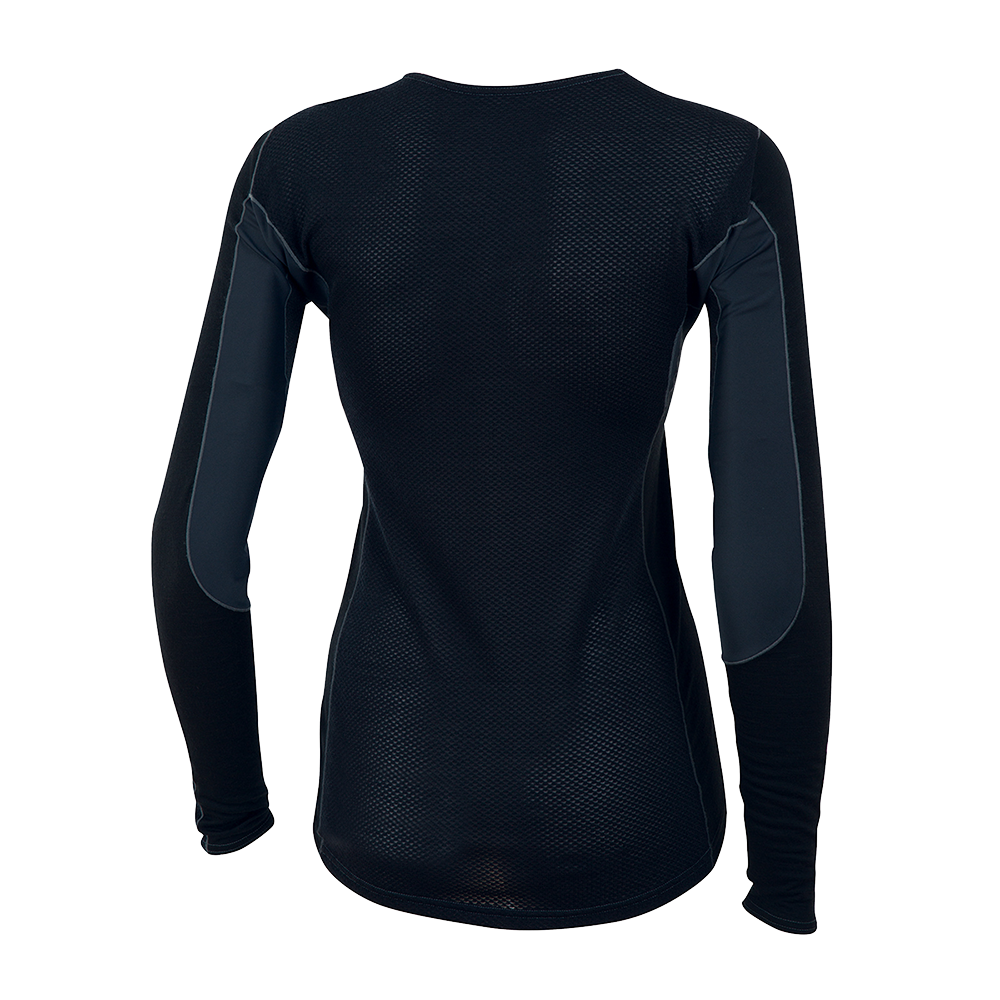 Women's Transfer Wool Long Sleeve Cycling Baselayer2