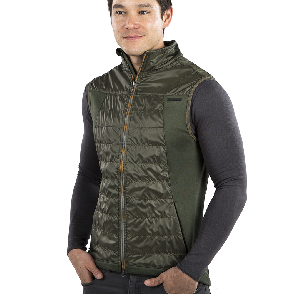 Men's BLVD Merino Vest6