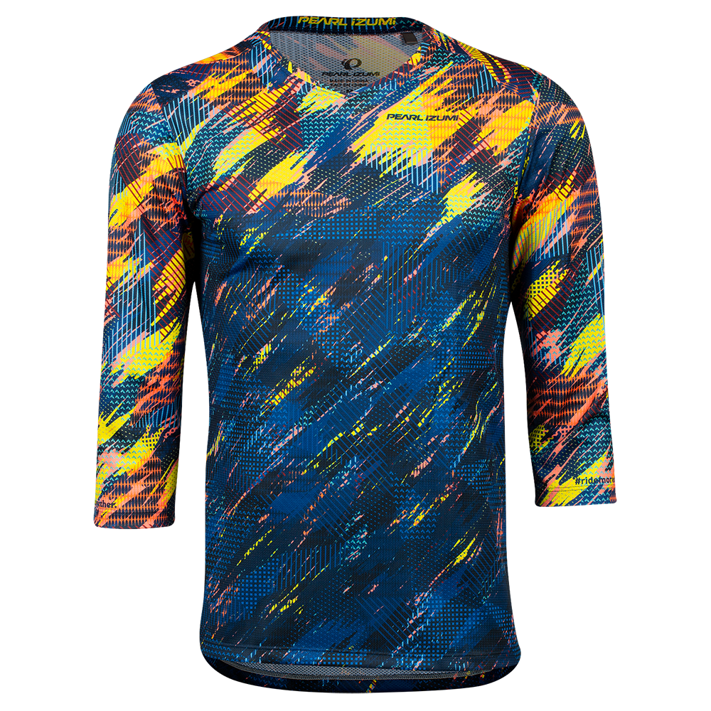 Men's Limited Launch 3/4 Sleeve Jersey1