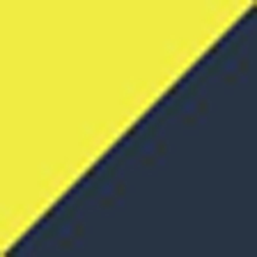 SCREAMING YELLOW/NAVY