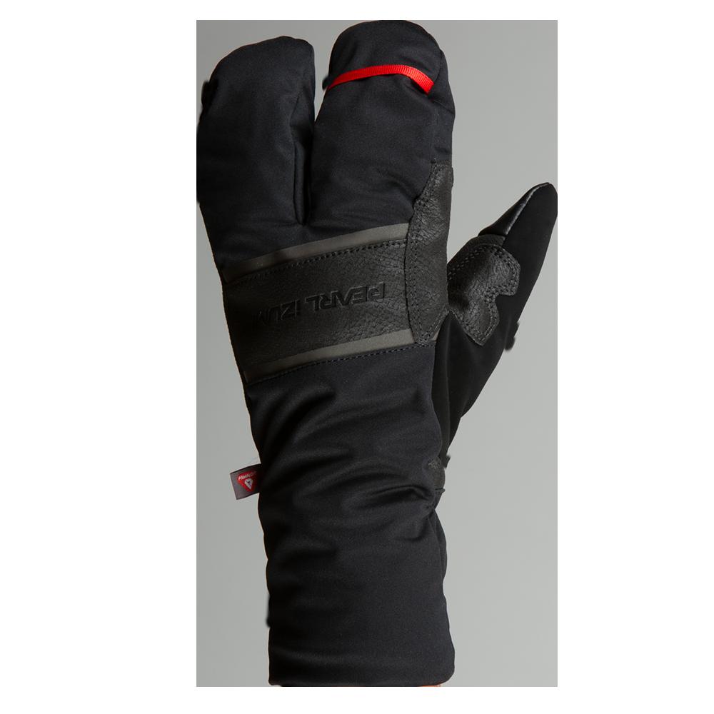 NEW Pearl Izumi AmFIB Lobster Bike Cycling Gloves 14342006 Black//Dark Tan Medium