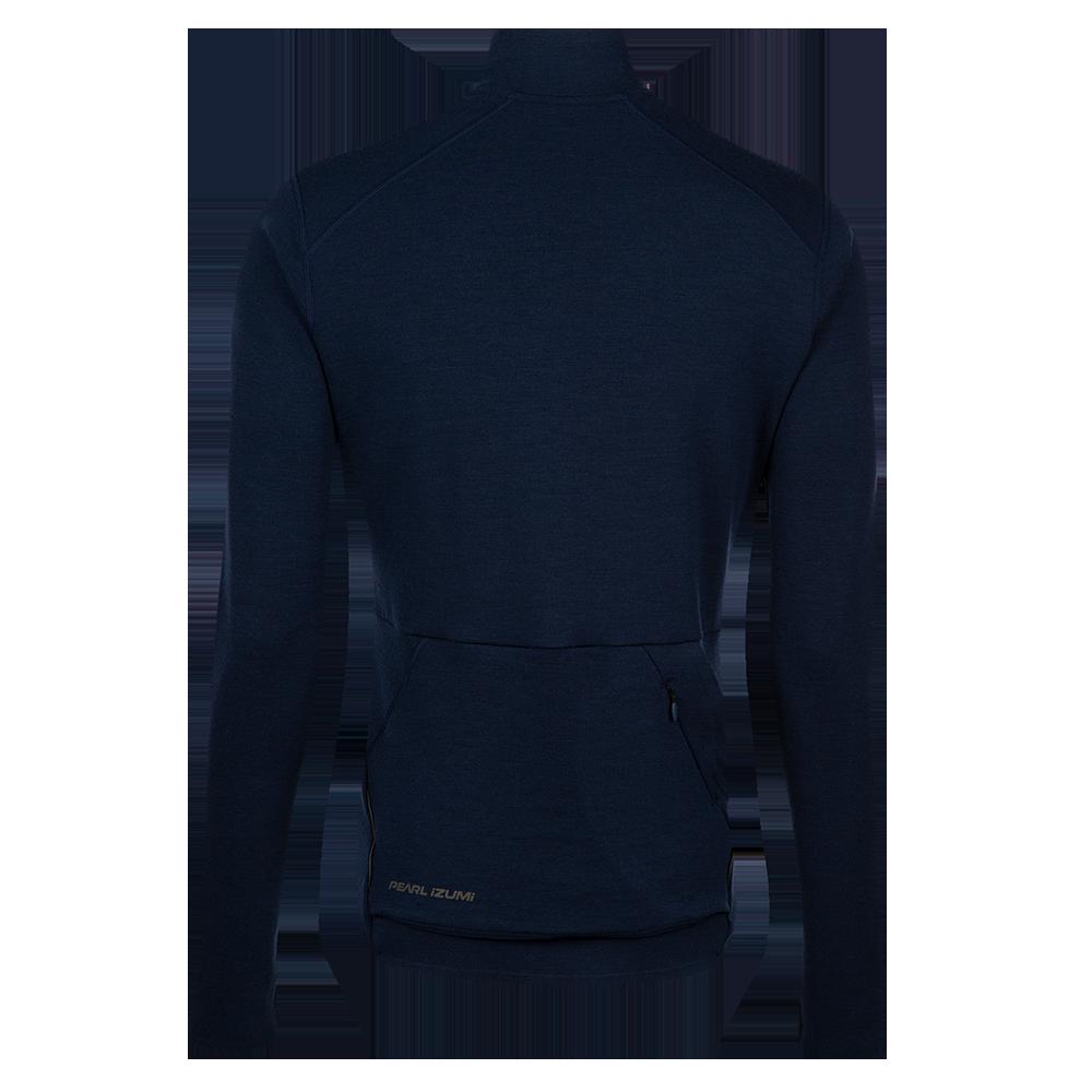 Men's PI / BLACK Merino Thermal Sweater2