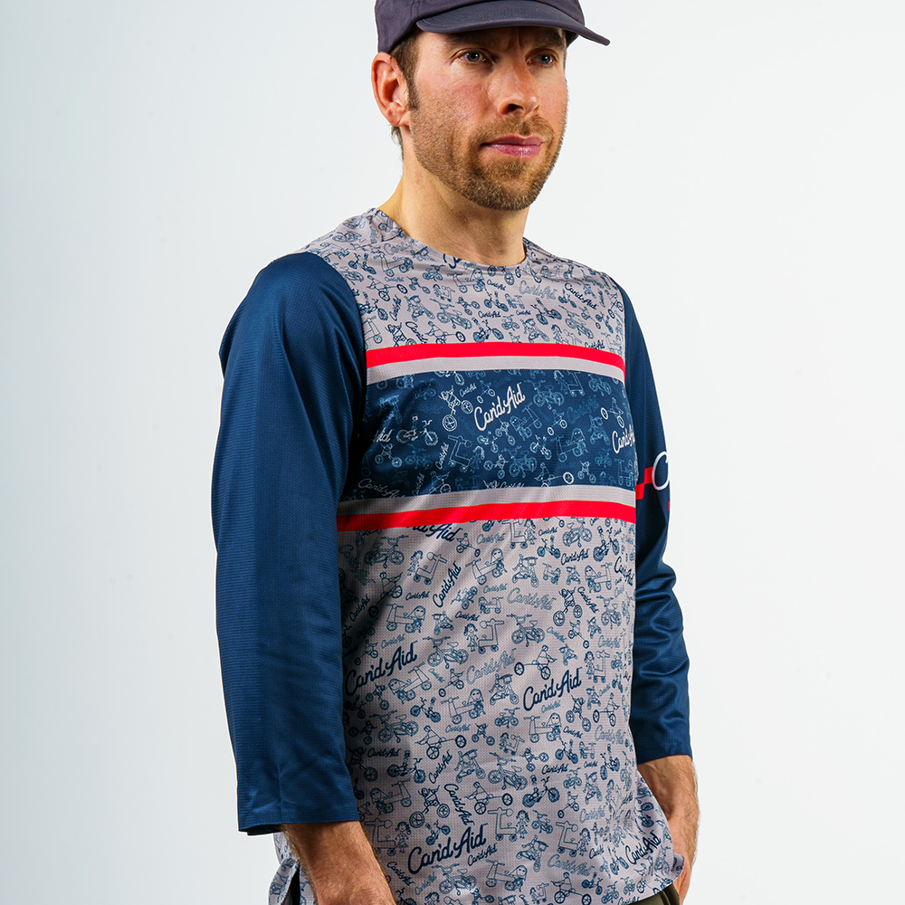 Men's Limited Edition Launch 3/4 Sleeve Jersey4