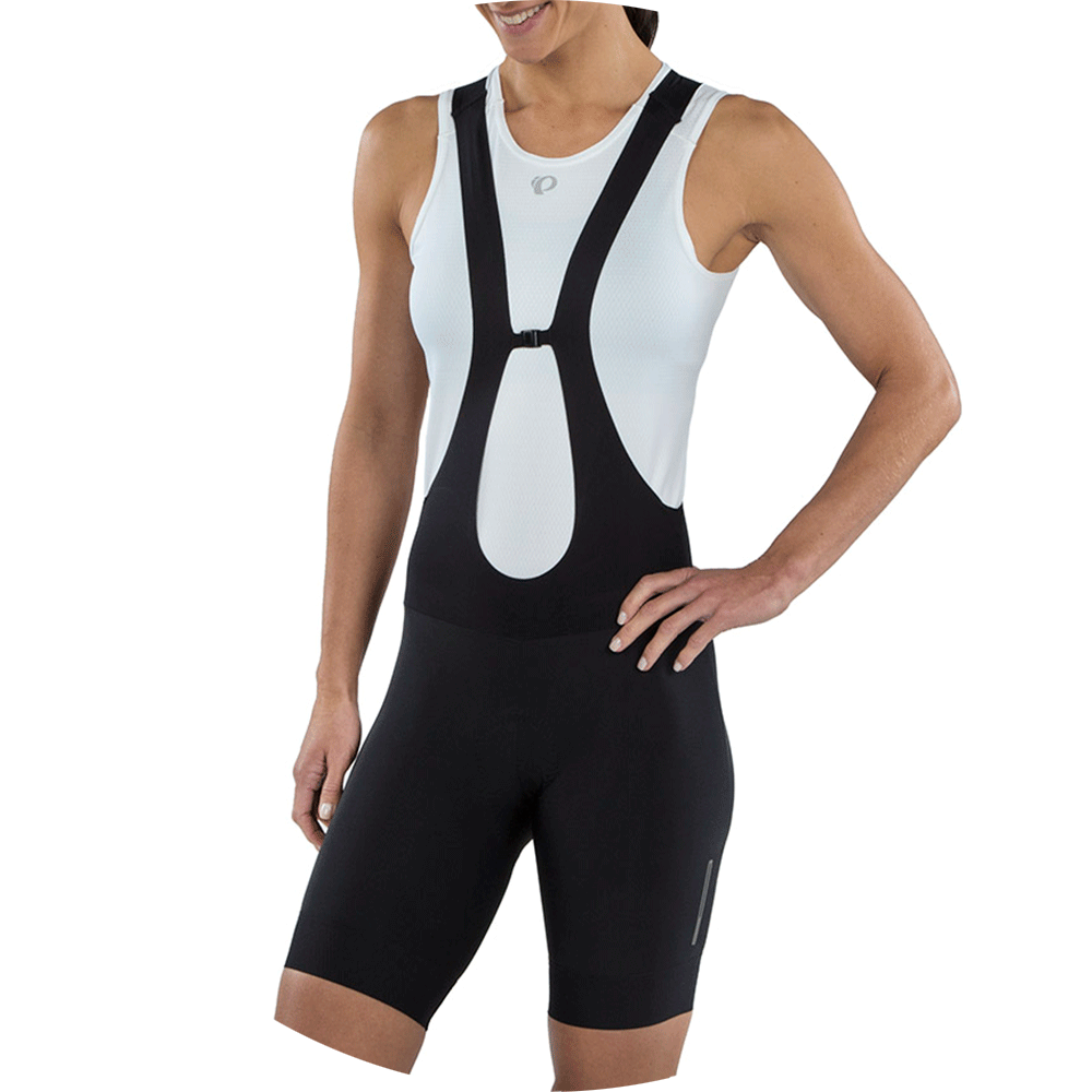 Women's INTERVAL Bib Short5