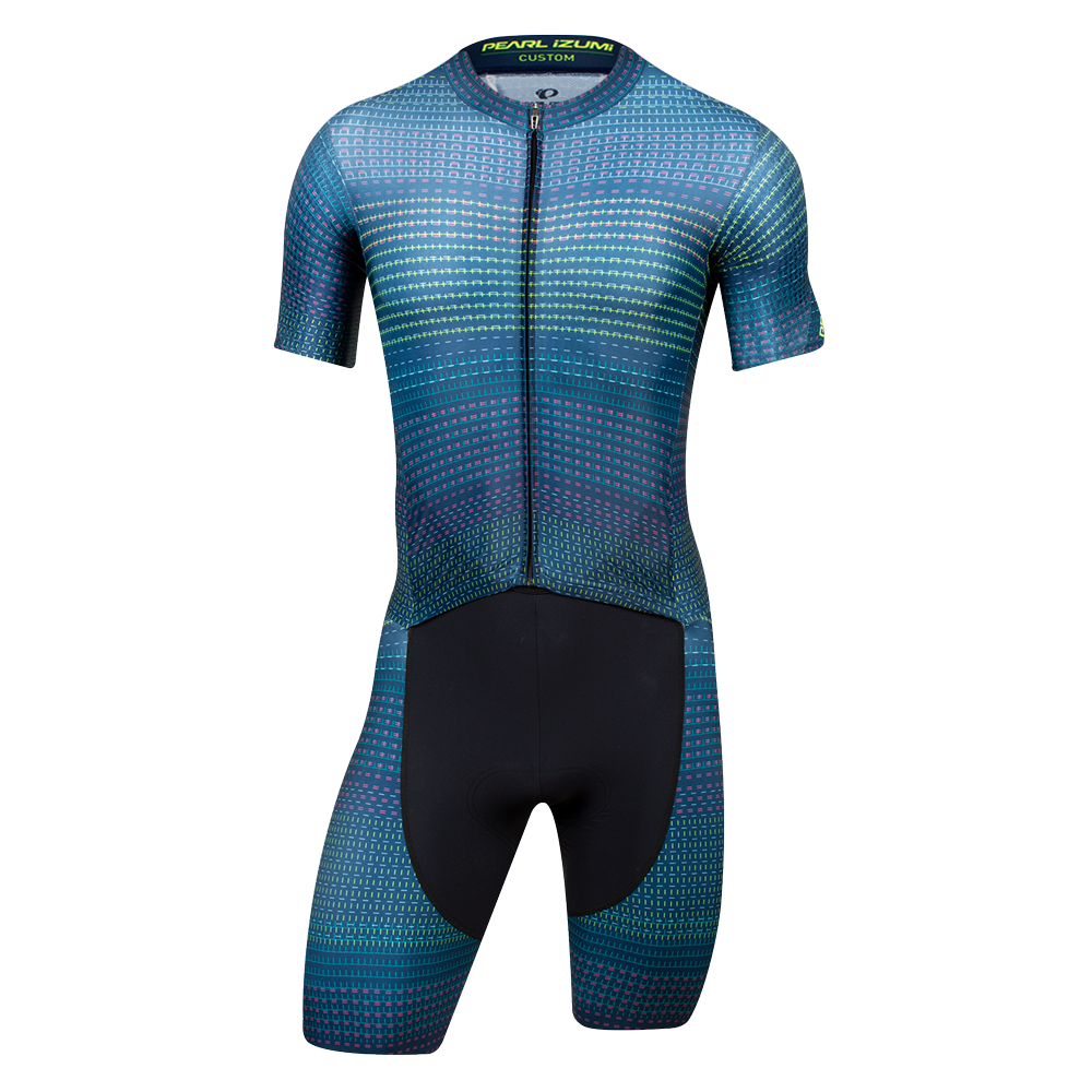 Men's PRO Short Sleeve Race Suit1