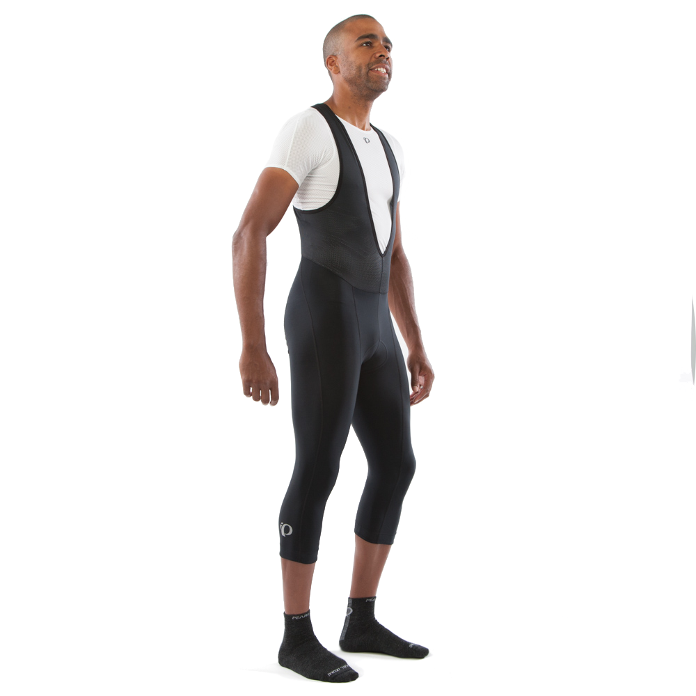 Men's SELECT Pursuit Attack 3/4 Bib Short3
