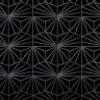 BLACK/REFLECTIVE DECO