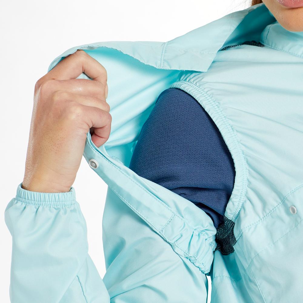 Women's Quest Barrier Convertible Jacket6