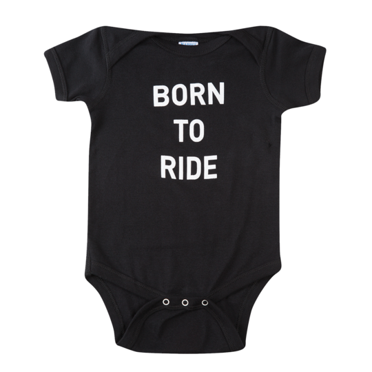 RIDE Baby Onesie1