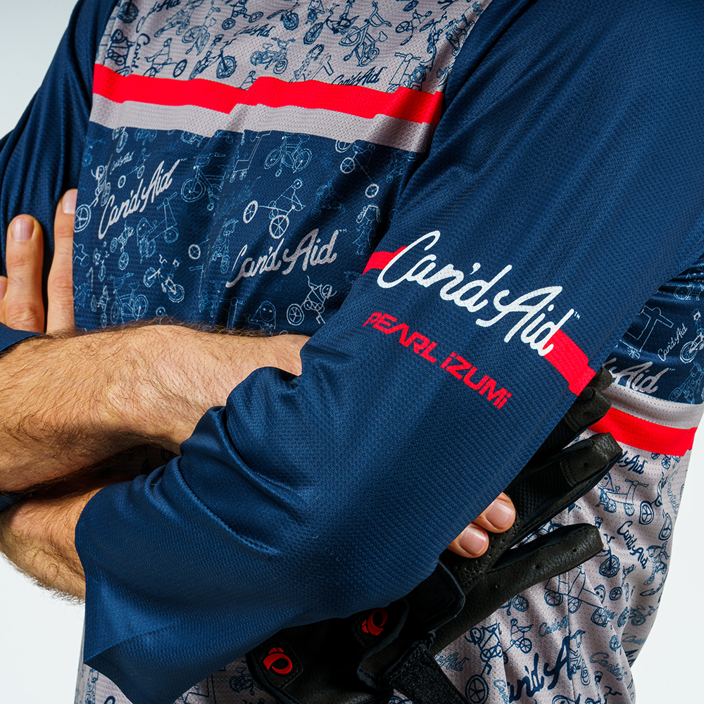 Men's Limited Edition Launch 3/4 Sleeve Jersey3