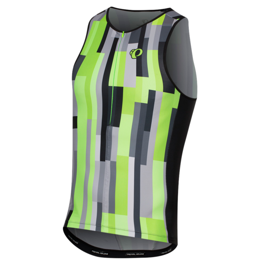 Men's ELITE Pursuit Graphic Tri Singlet