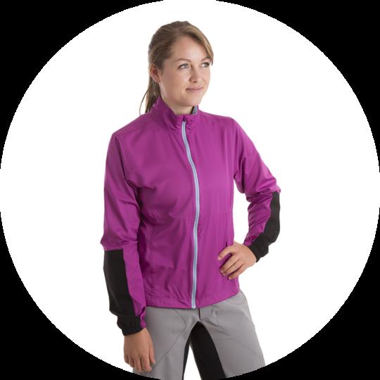Women's MTB Barrier Jacket3