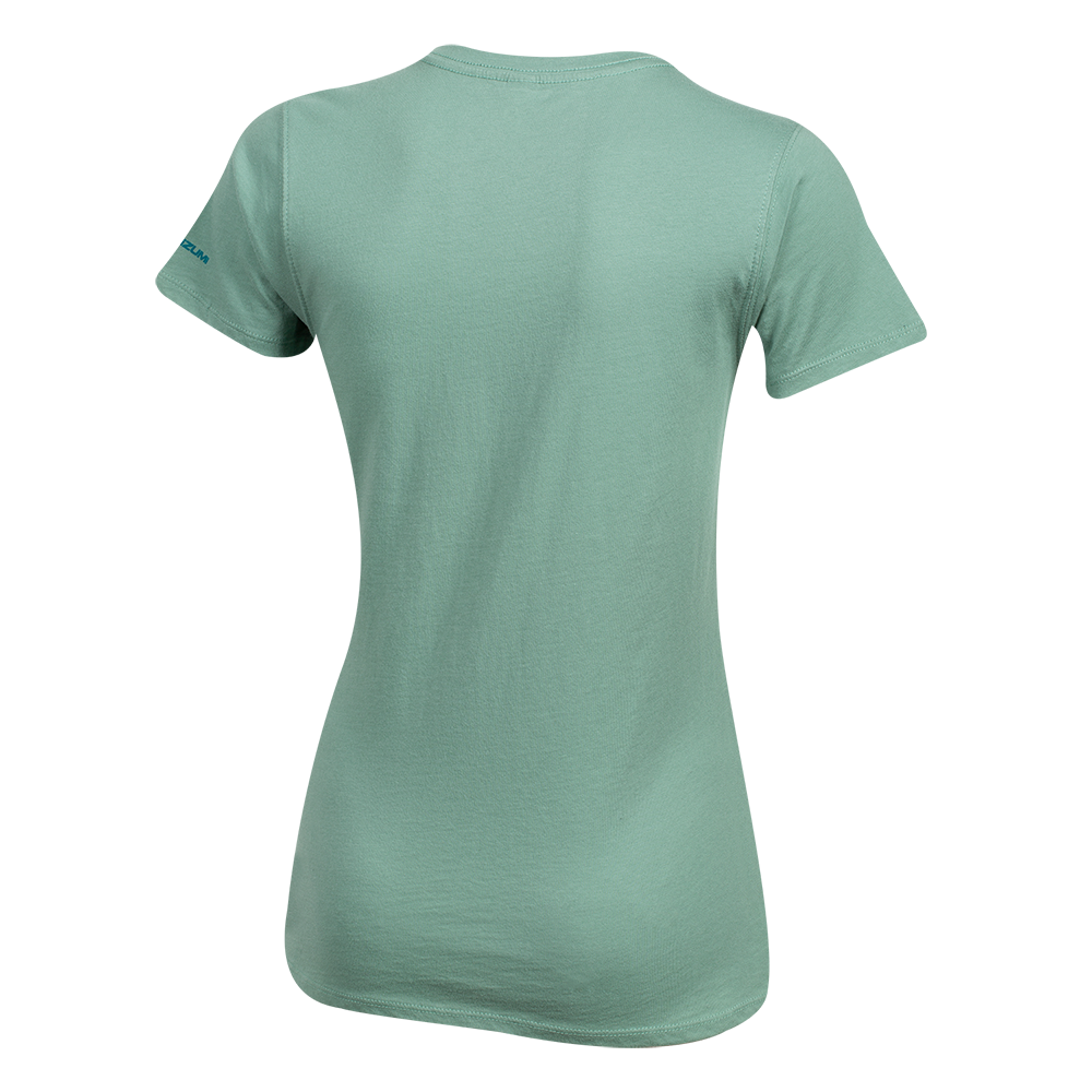 Women's Organic Cotton Crewneck T-Shirt2