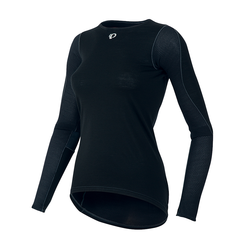 Women's Transfer Wool Long Sleeve Cycling Baselayer1