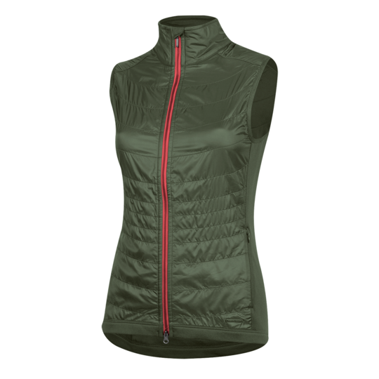 Women's BLVD Merino Vest thumb 0
