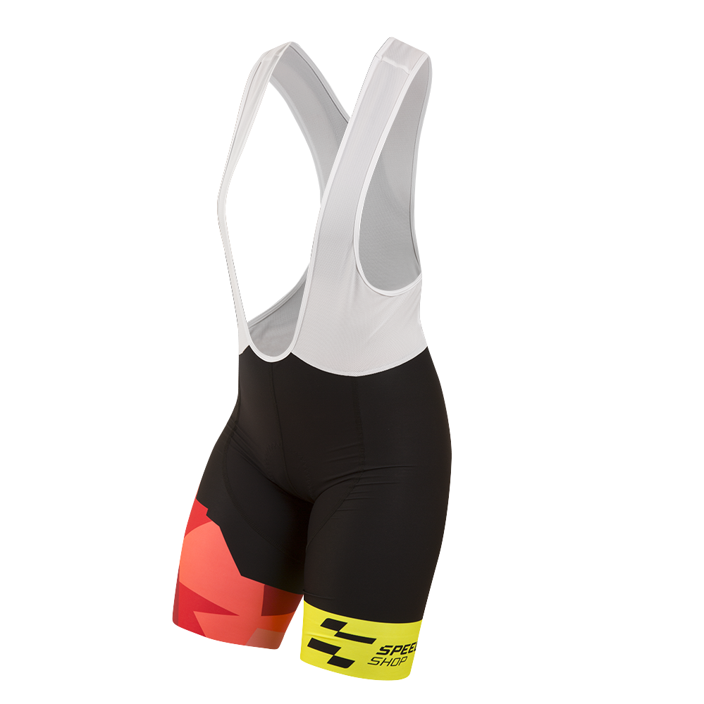 Women's P.R.O. Speed Shop Bib Short1