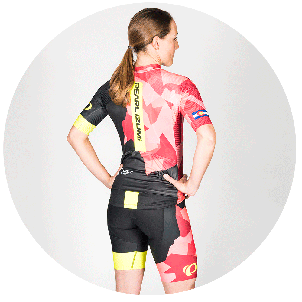 Women's P.R.O. Speed Shop Mesh Jersey2