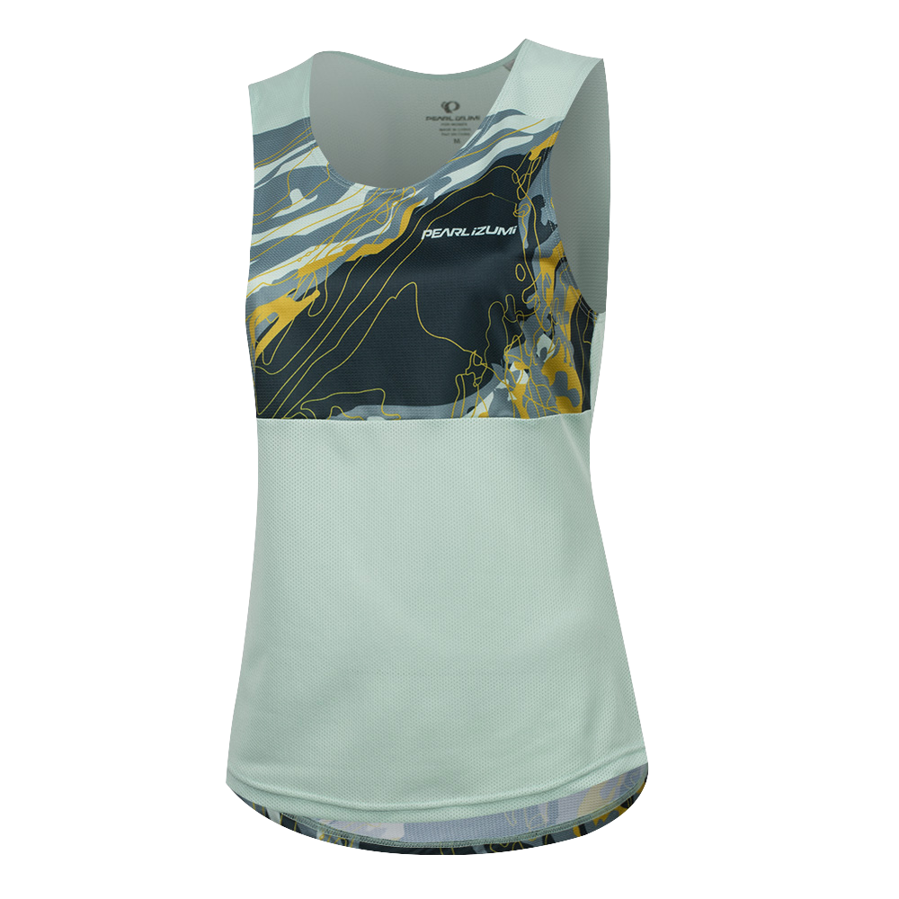Women's Summit Sleeveless Top1